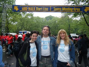 USGNY @ the Annual Aids Walk in NYC