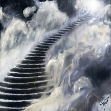 Read more about The stairway to heaven in The Urantia Book